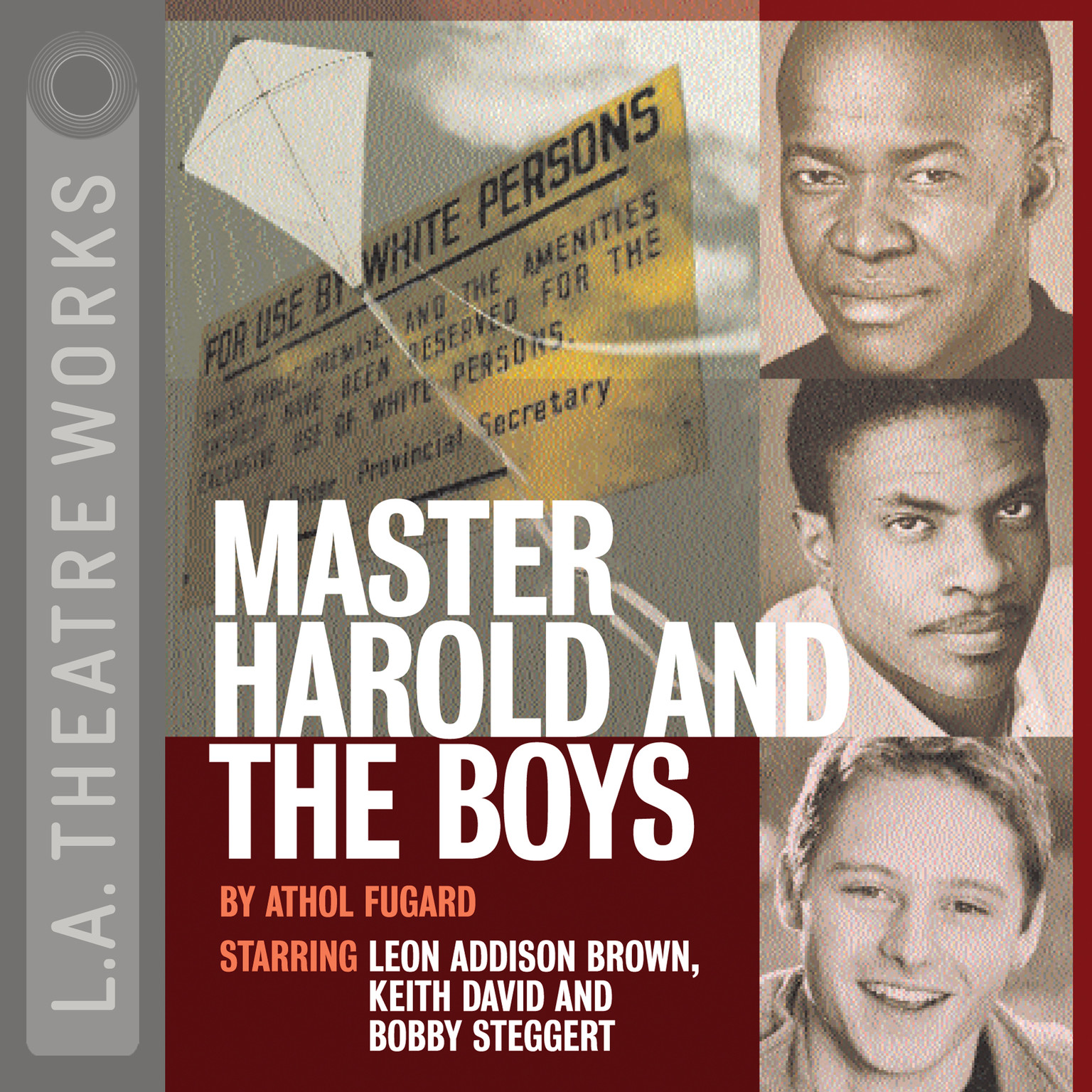 an analysis of the character of hally in master harold and the boys by athol fugard