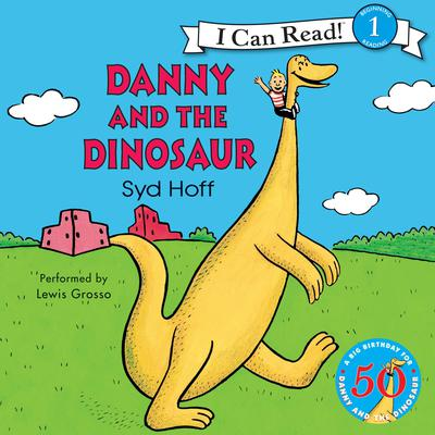 Danny and the Dinosaur Audiobook, by