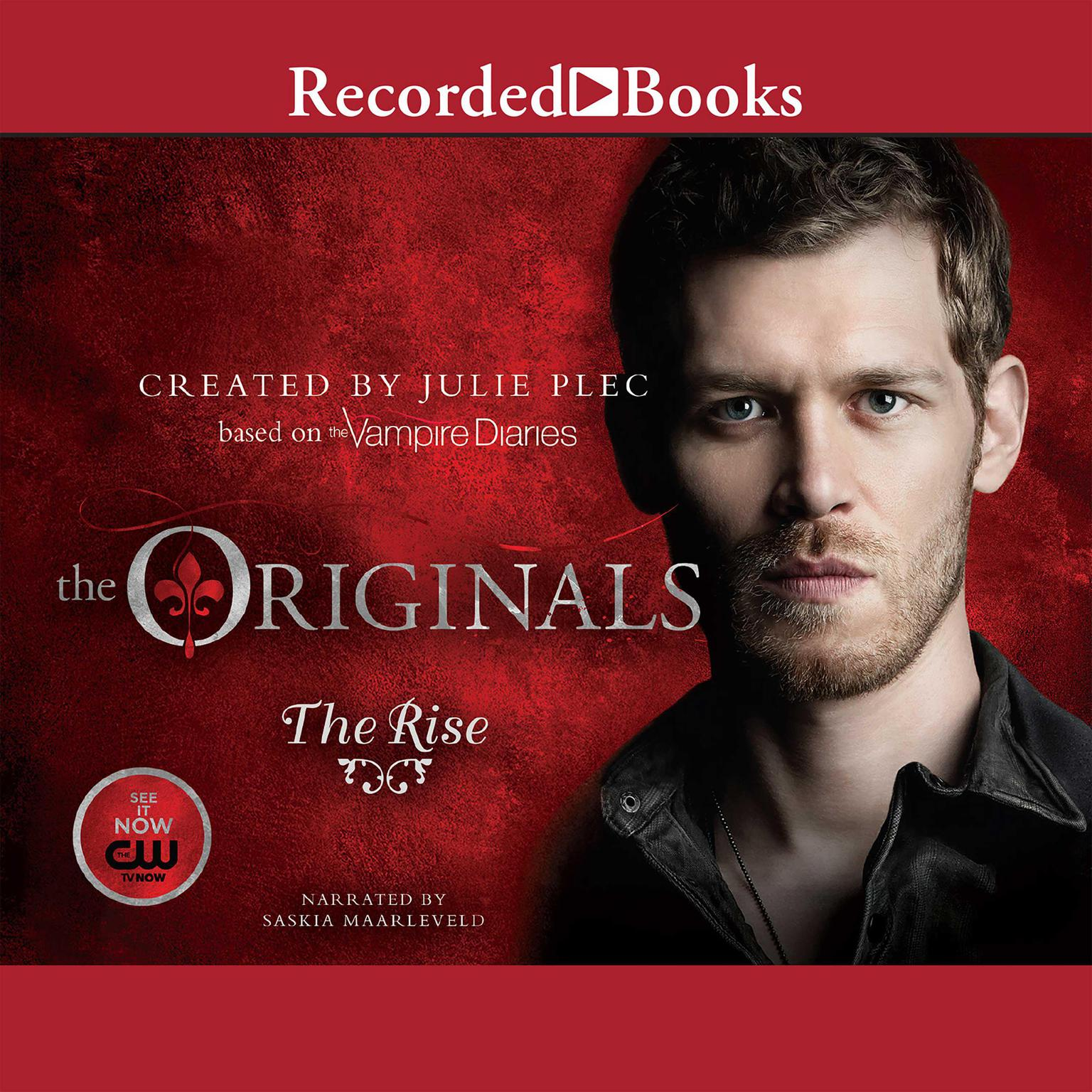 Printable The Originals: The Rise Audiobook Cover Art
