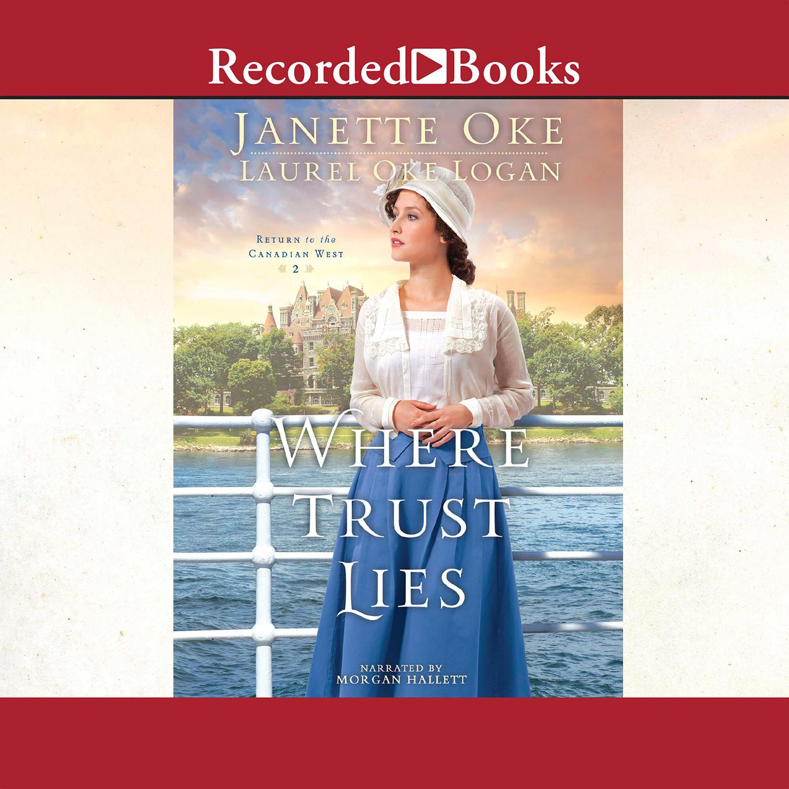 Printable Where Trust Lies Audiobook Cover Art