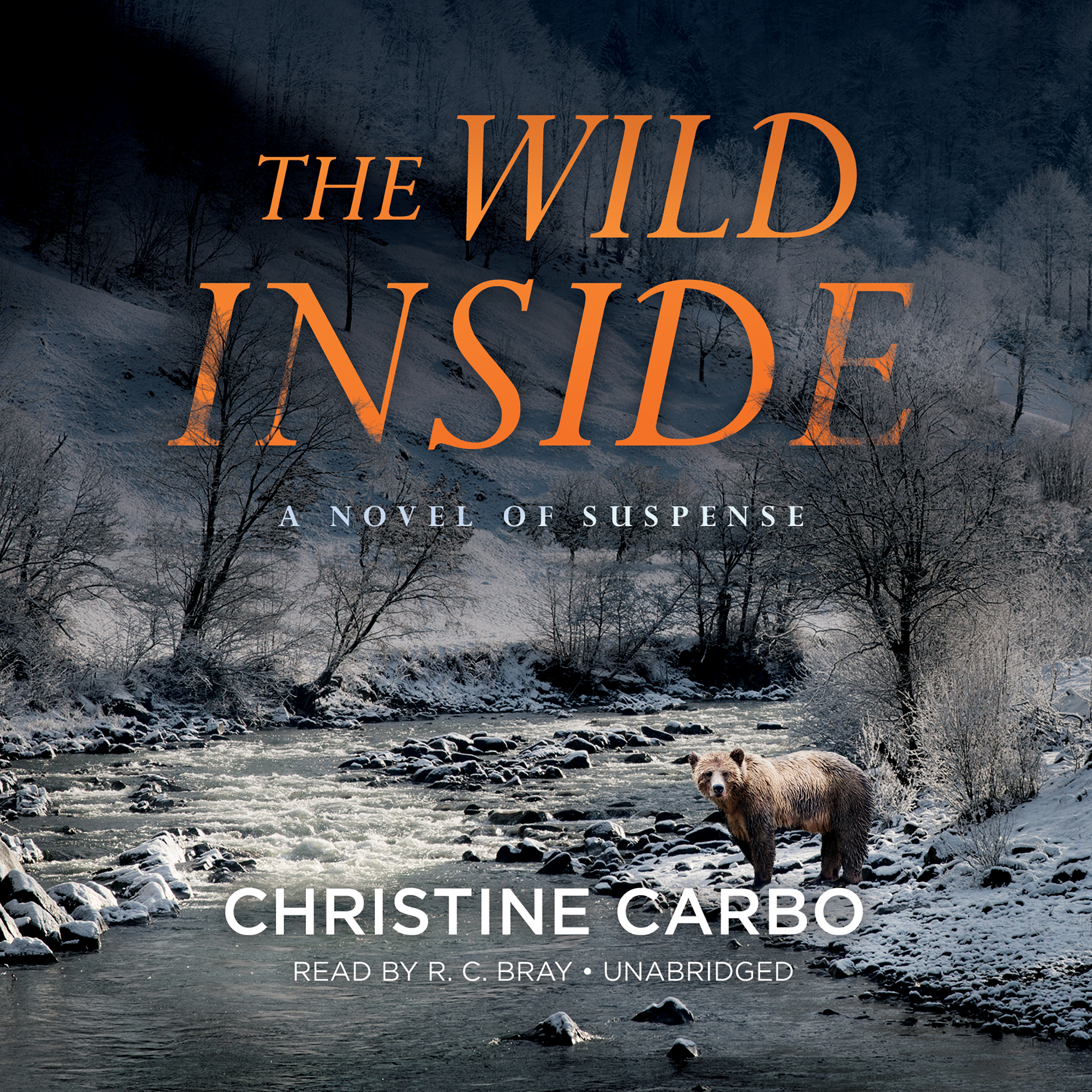 Printable The Wild Inside: A Novel of Suspense Audiobook Cover Art
