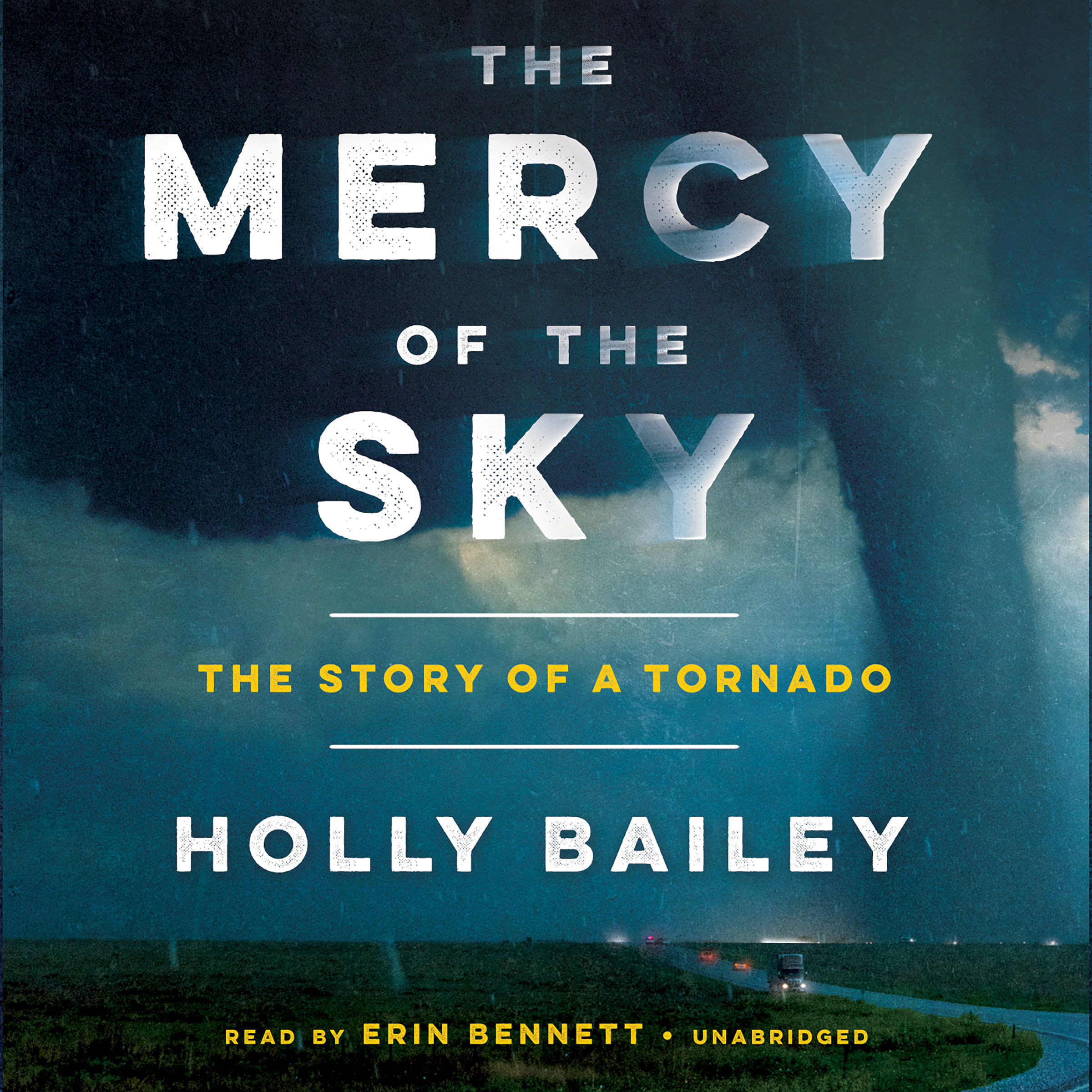 Printable The Mercy of the Sky: The Story of a Tornado Audiobook Cover Art