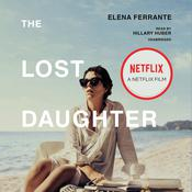 The Lost Daughter Audiobook, by Elena Ferrante