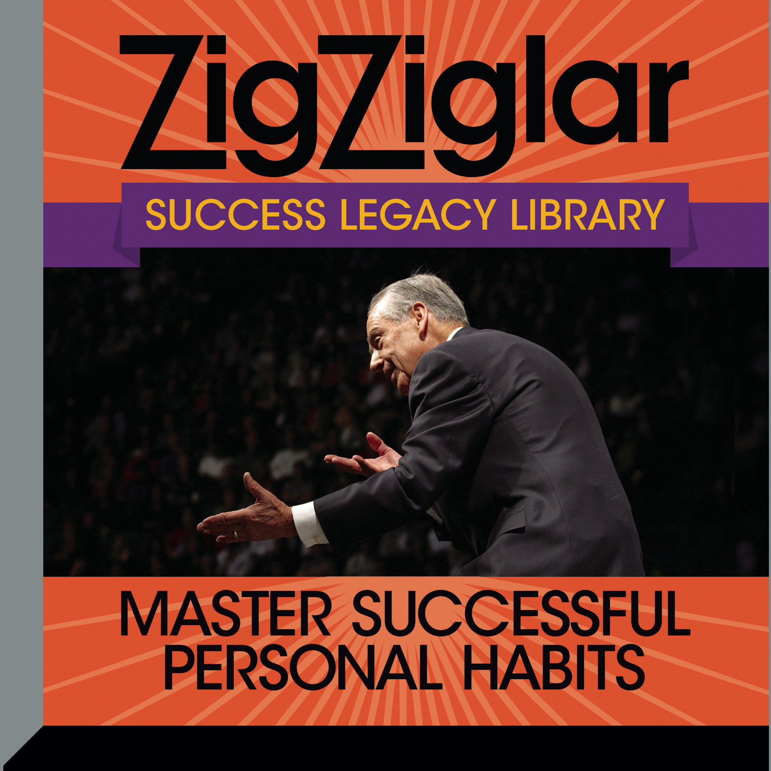 Printable Master Successful Personal Habits: Success Legacy Library Audiobook Cover Art