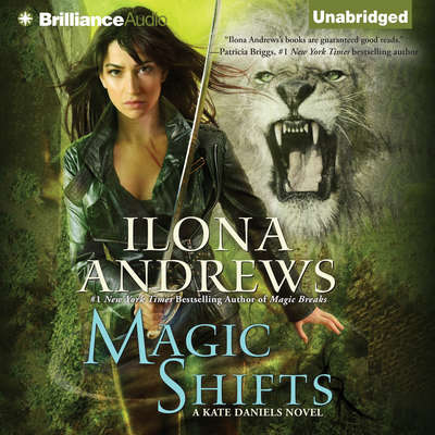 Magic Shifts Audiobook, by