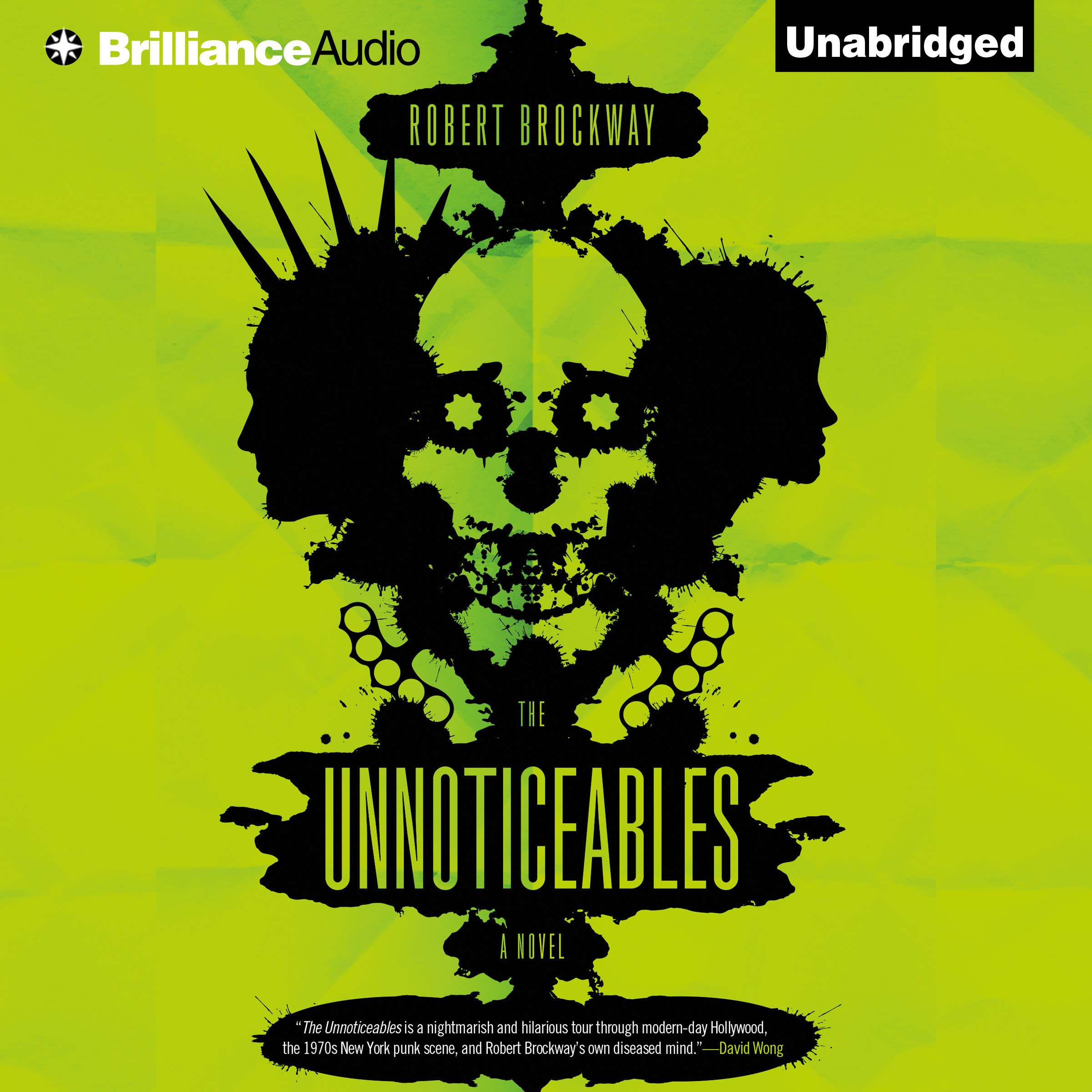 Printable The Unnoticeables: A Novel Audiobook Cover Art