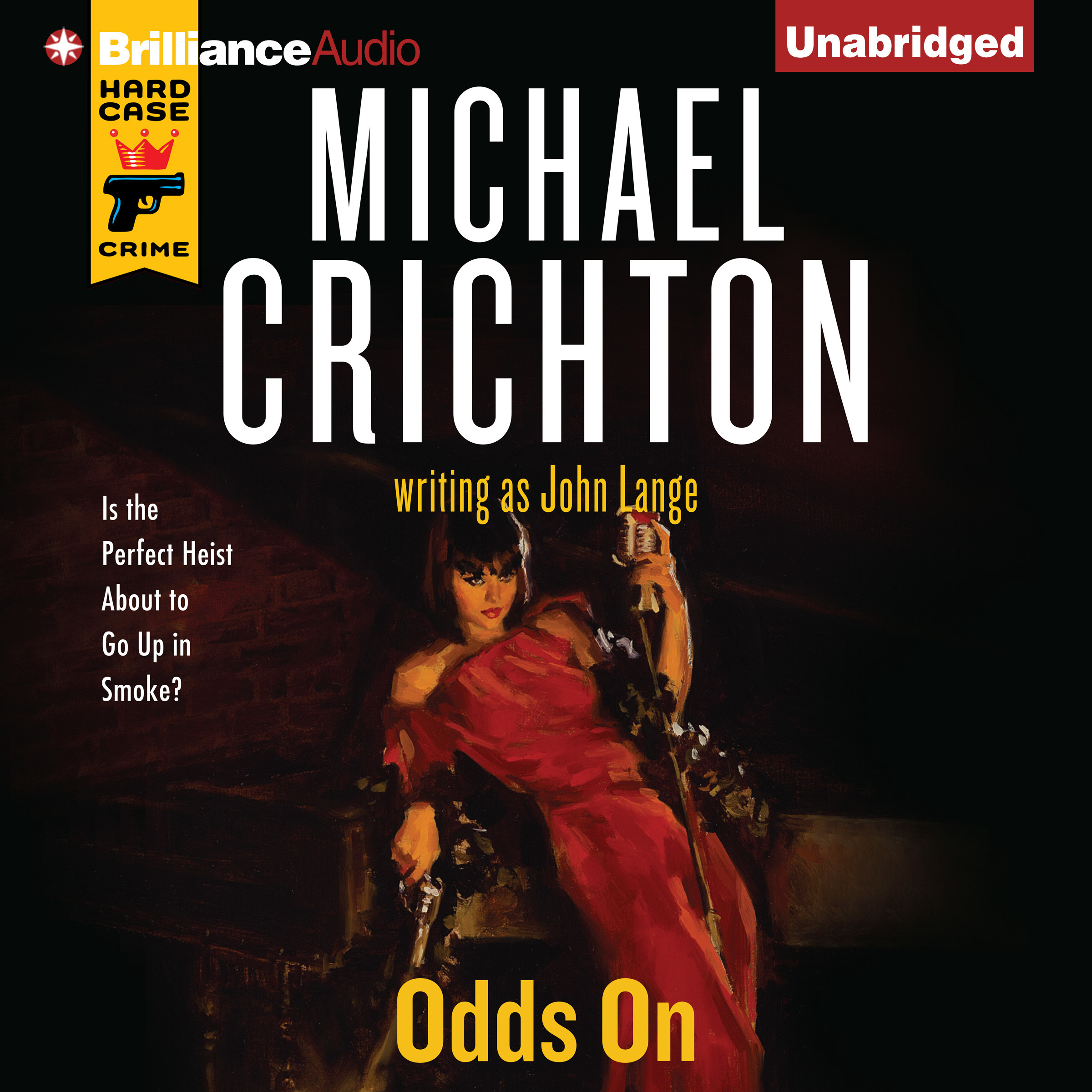 Printable Odds On Audiobook Cover Art