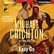 Easy Go, by Michael Crichton, John Lange