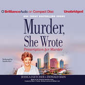 Prescription for Murder Audiobook, by Jessica Fletcher