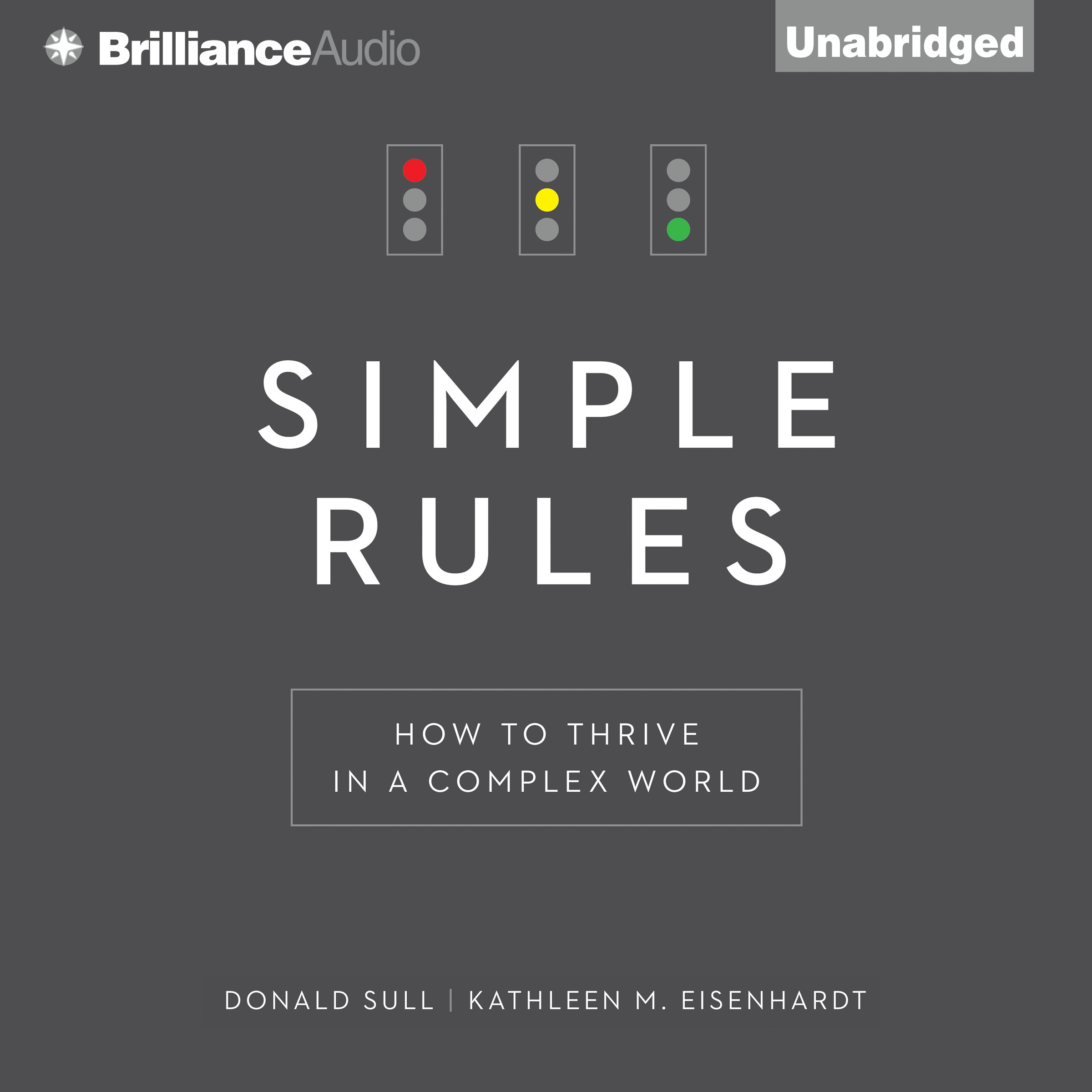 Printable Simple Rules: How to Thrive in a Complex World Audiobook Cover Art
