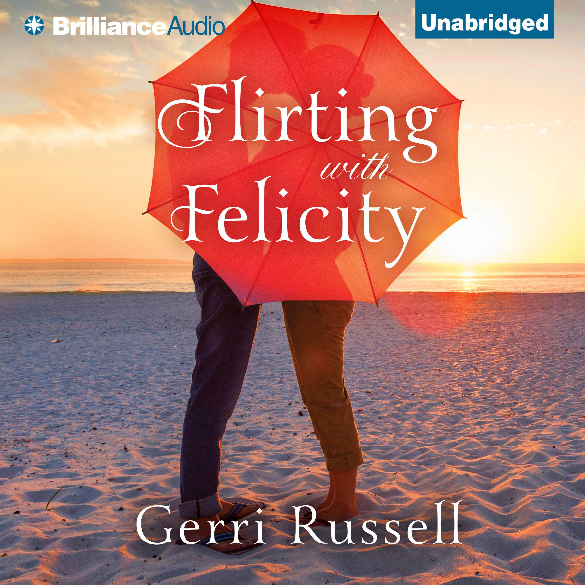 Printable Flirting with Felicity Audiobook Cover Art