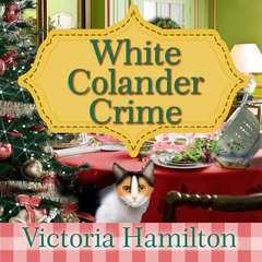 White Colander Crime Audiobook, by Victoria Hamilton