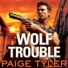Wolf Trouble Audiobook, by Paige Tyler