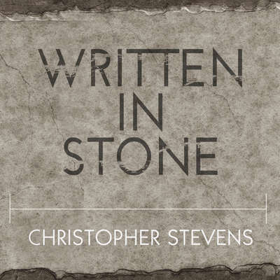 Written in Stone: A Journey Through the Stone Age and the Origins of Modern Language Audiobook, by Christopher Stevens