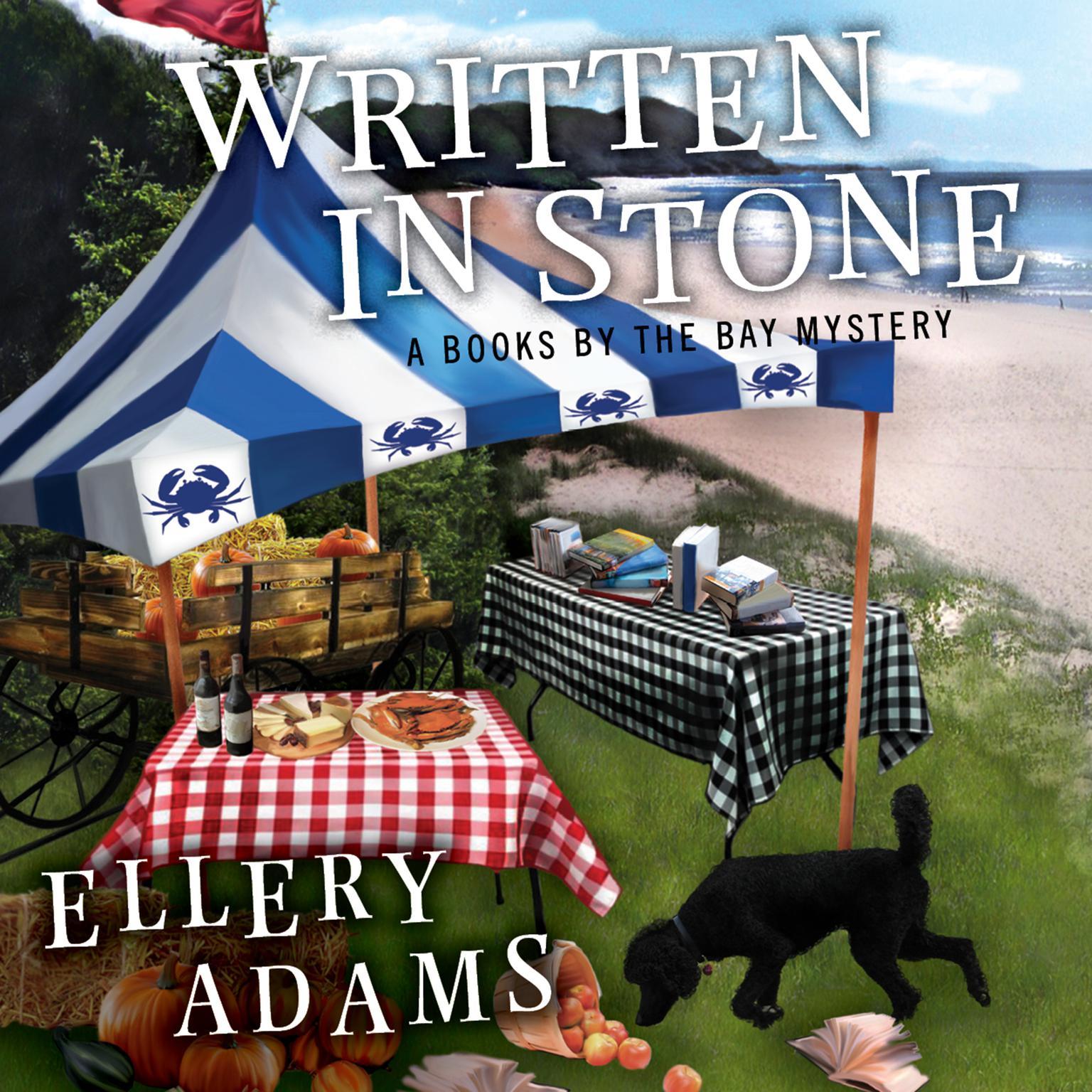 Written in Stone Audiobook, by Ellery Adams