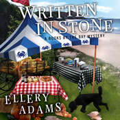 Written in Stone Audiobook, by Ellery Adams