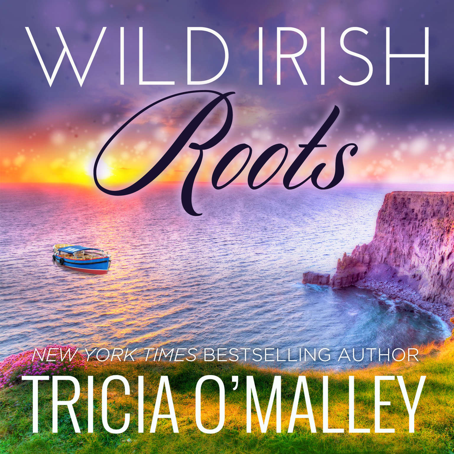 Wild Irish Roots: Margaret & Sean Audiobook, by Tricia O'Malley