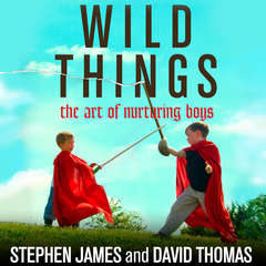 Wild Things: The Art of Nurturing Boys Audiobook, by David Thomas, Stephen James