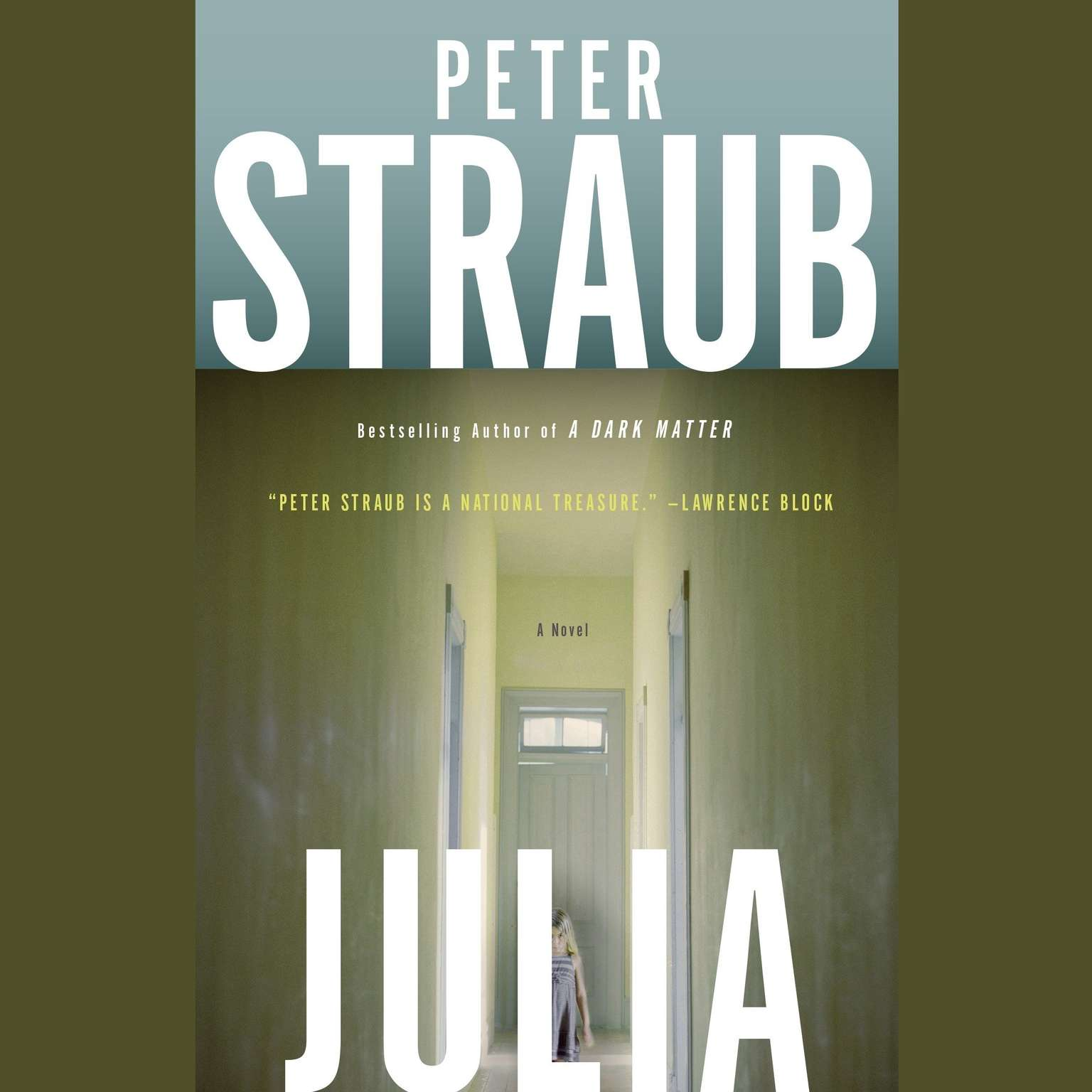 Printable Julia Audiobook Cover Art