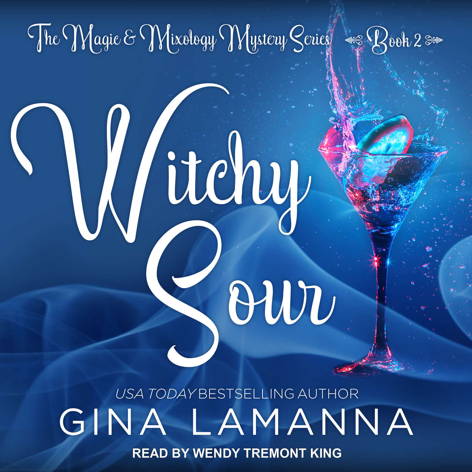 Witchy Sour Audiobook, by Gina LaManna
