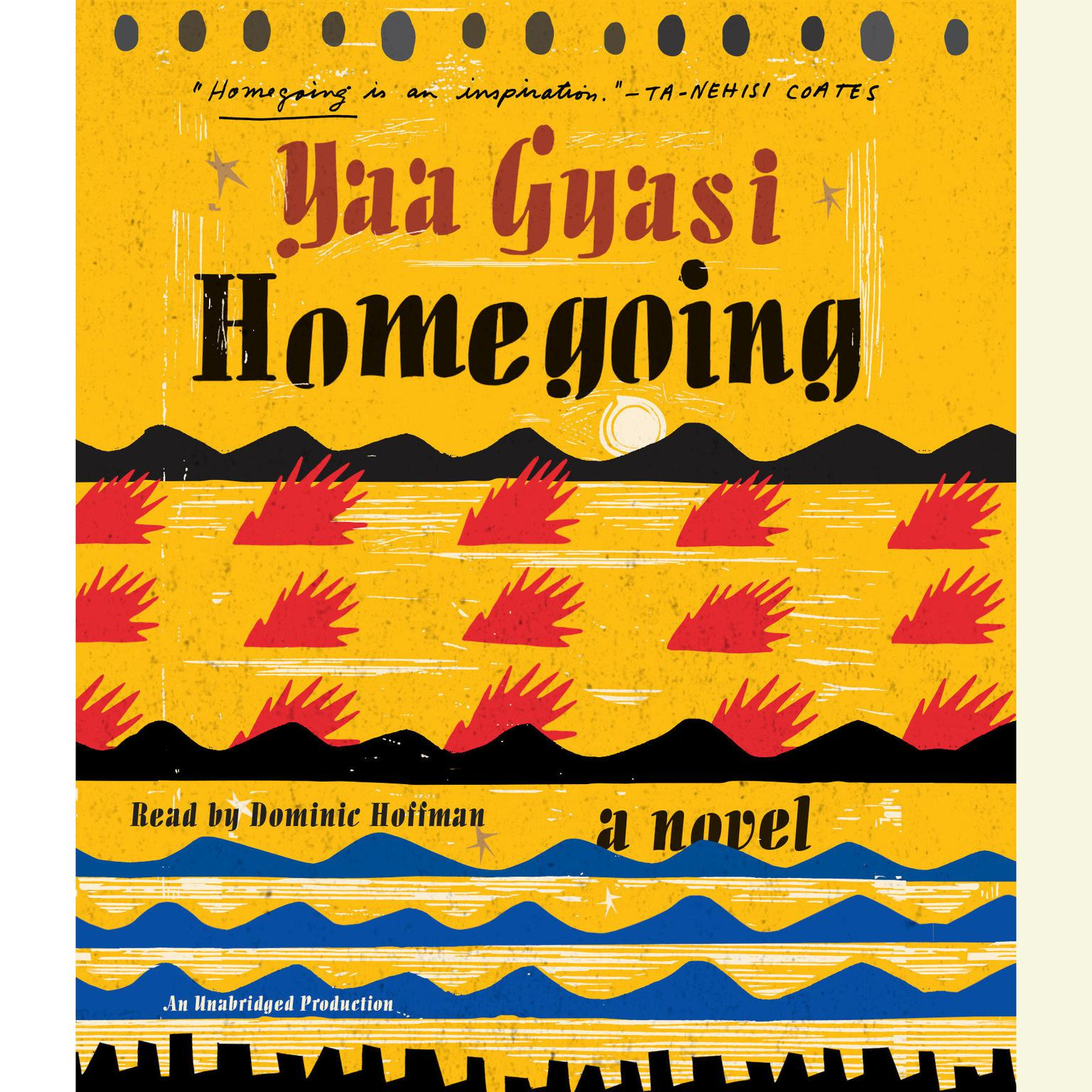 Printable Homegoing: A Novel Audiobook Cover Art