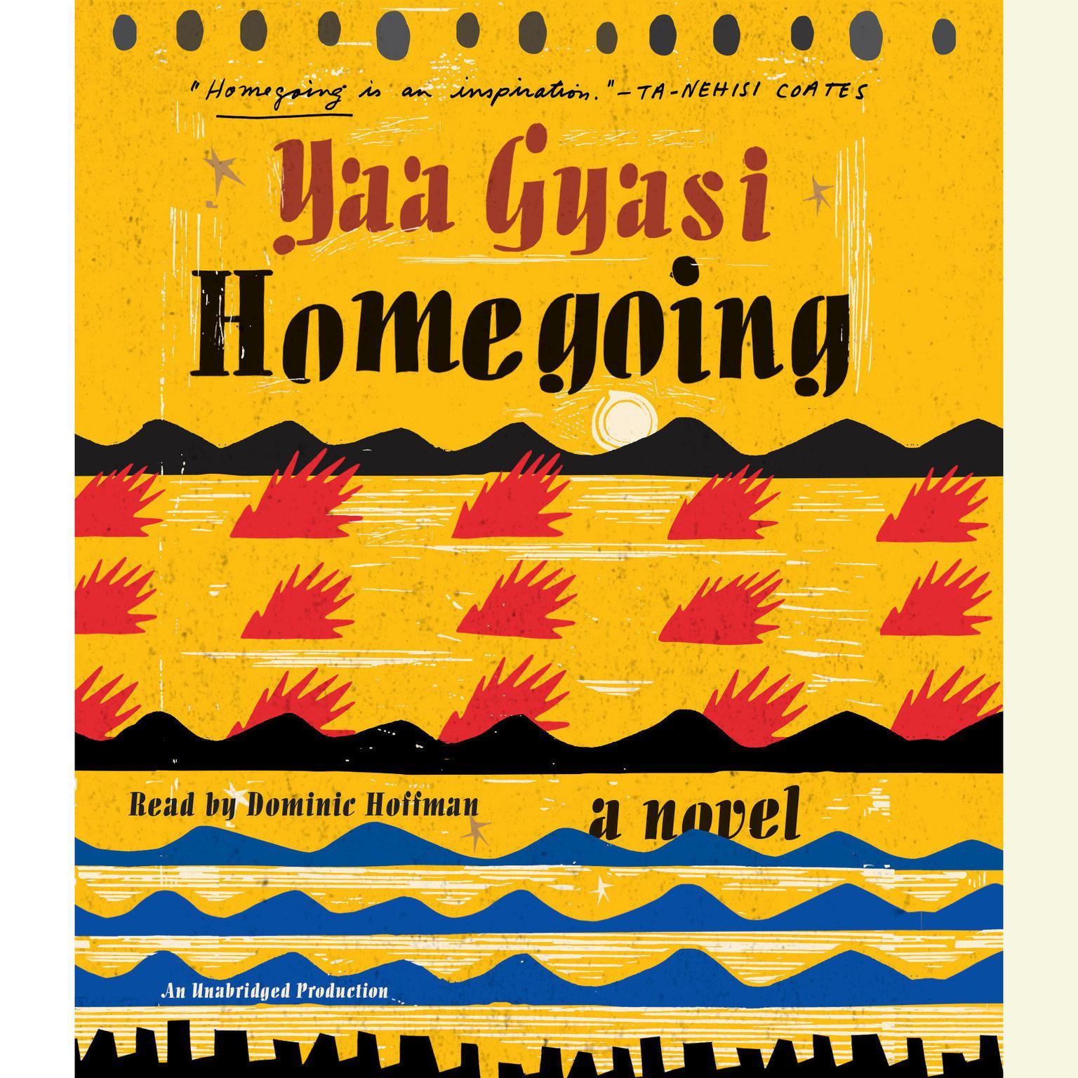 Printable Homegoing: A novel Audiobook Cover Art