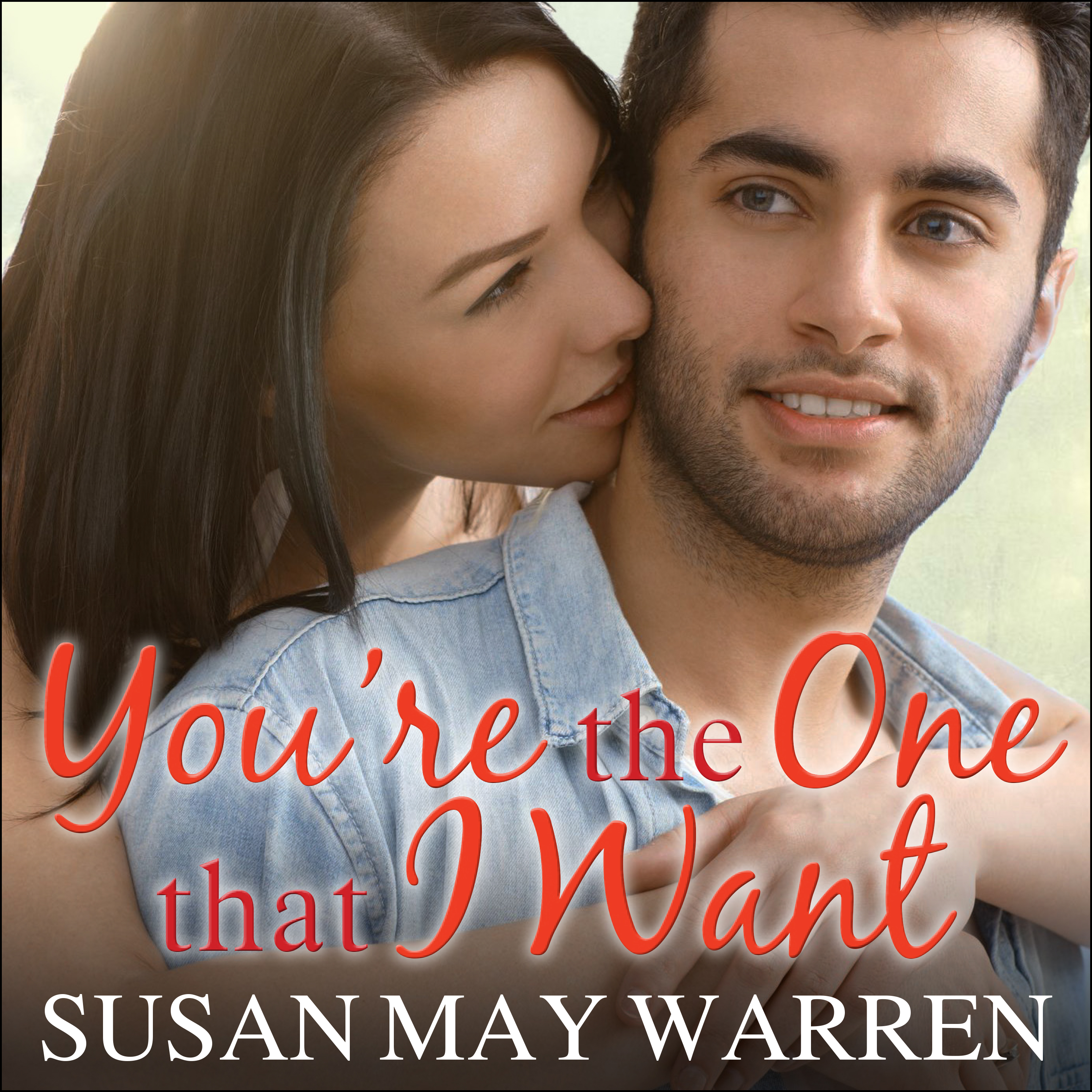 Printable You're the One That I Want Audiobook Cover Art