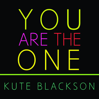 You Are The One: A Bold Adventure in Finding Purpose, Discovering the Real You, and Loving Fully Audiobook, by Kute Blackson