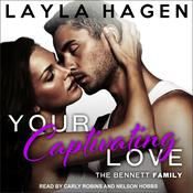 Your Captivating Love Audiobook, by Layla Hagen