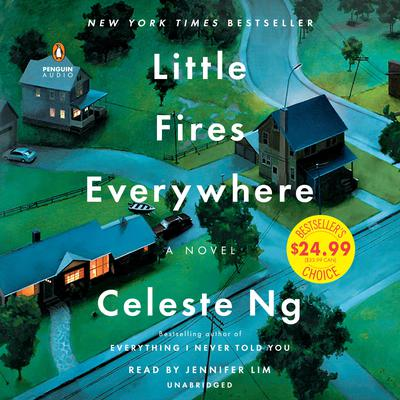 Little Fires Everywhere Audiobook, by Celeste Ng