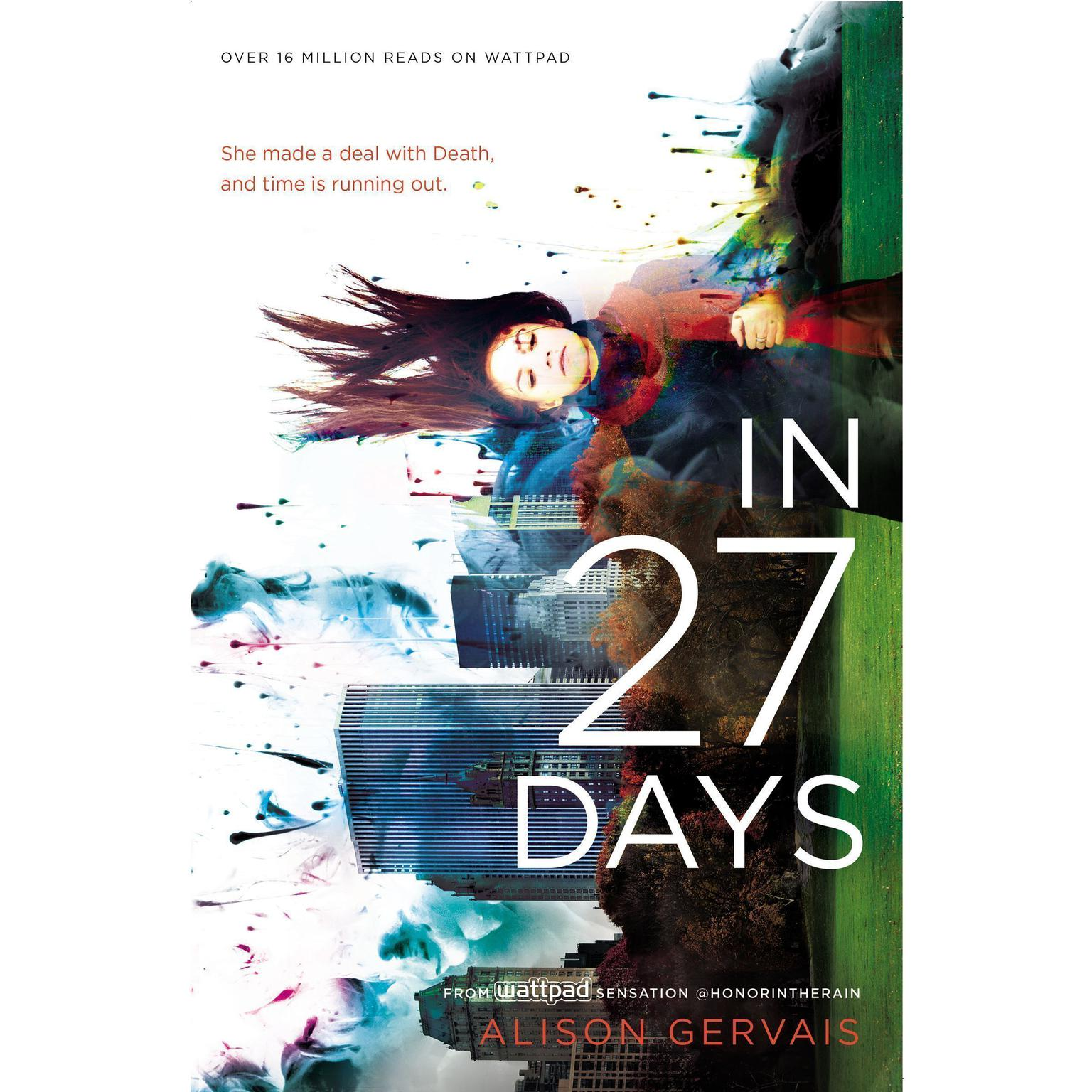 Printable In 27 Days Audiobook Cover Art