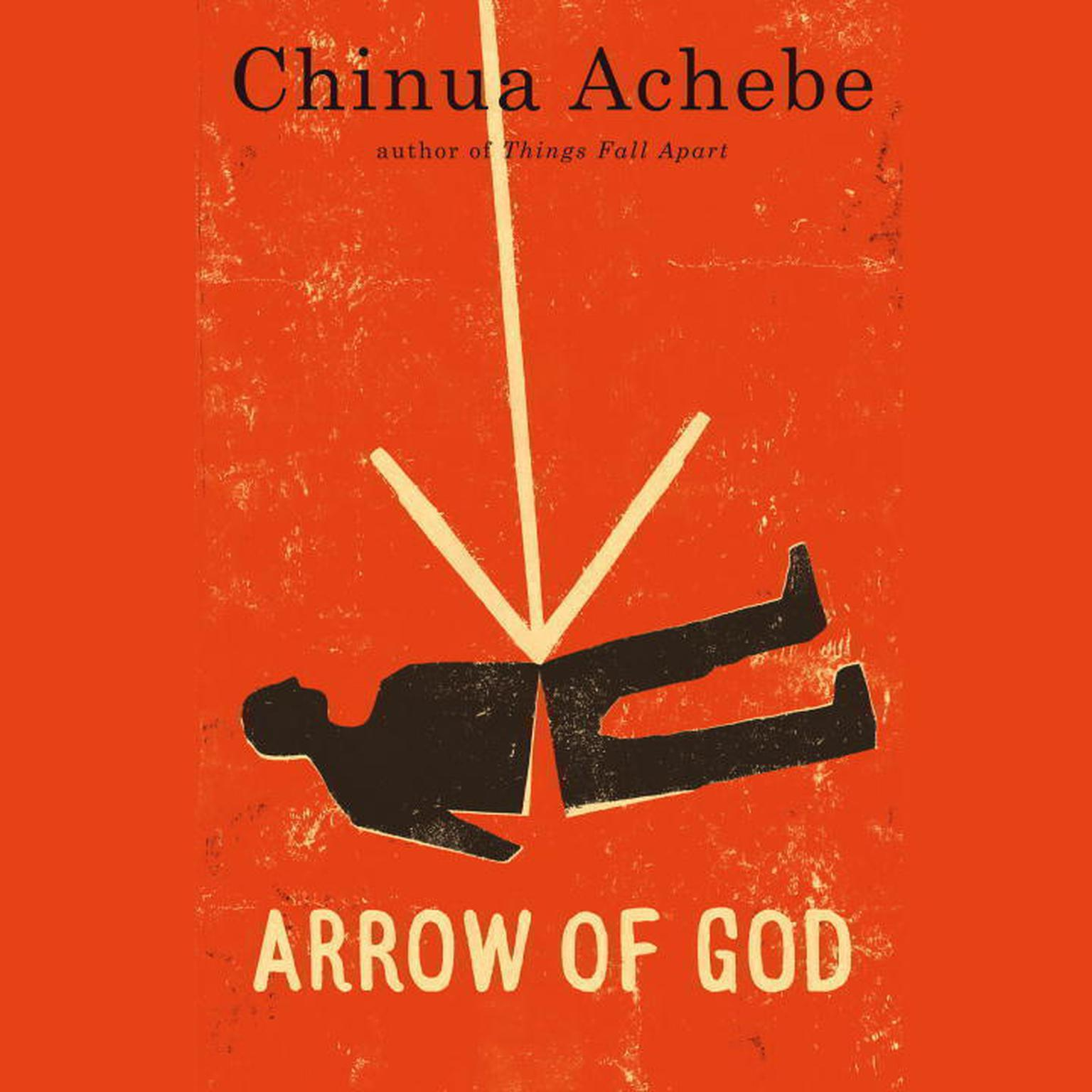 Printable Arrow of God Audiobook Cover Art
