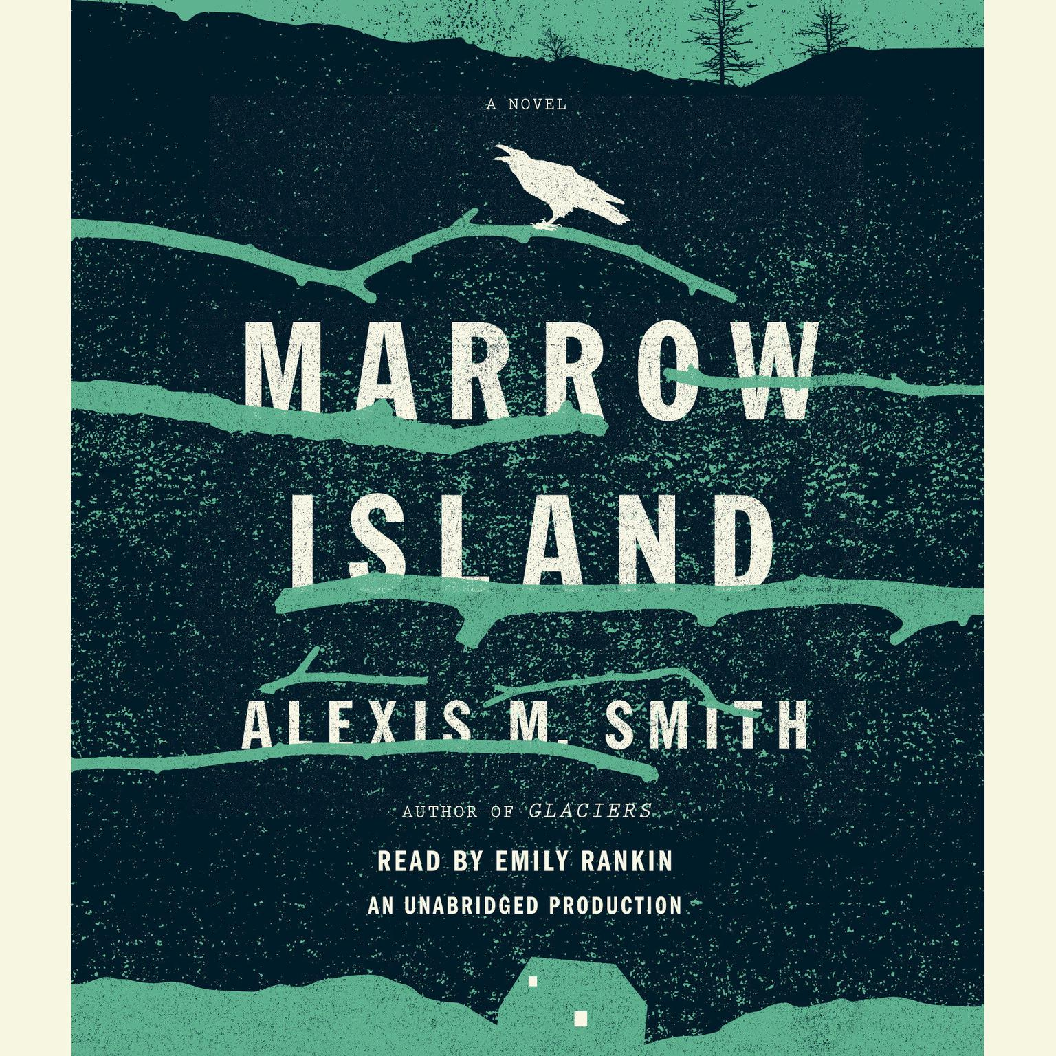 Printable Marrow Island Audiobook Cover Art