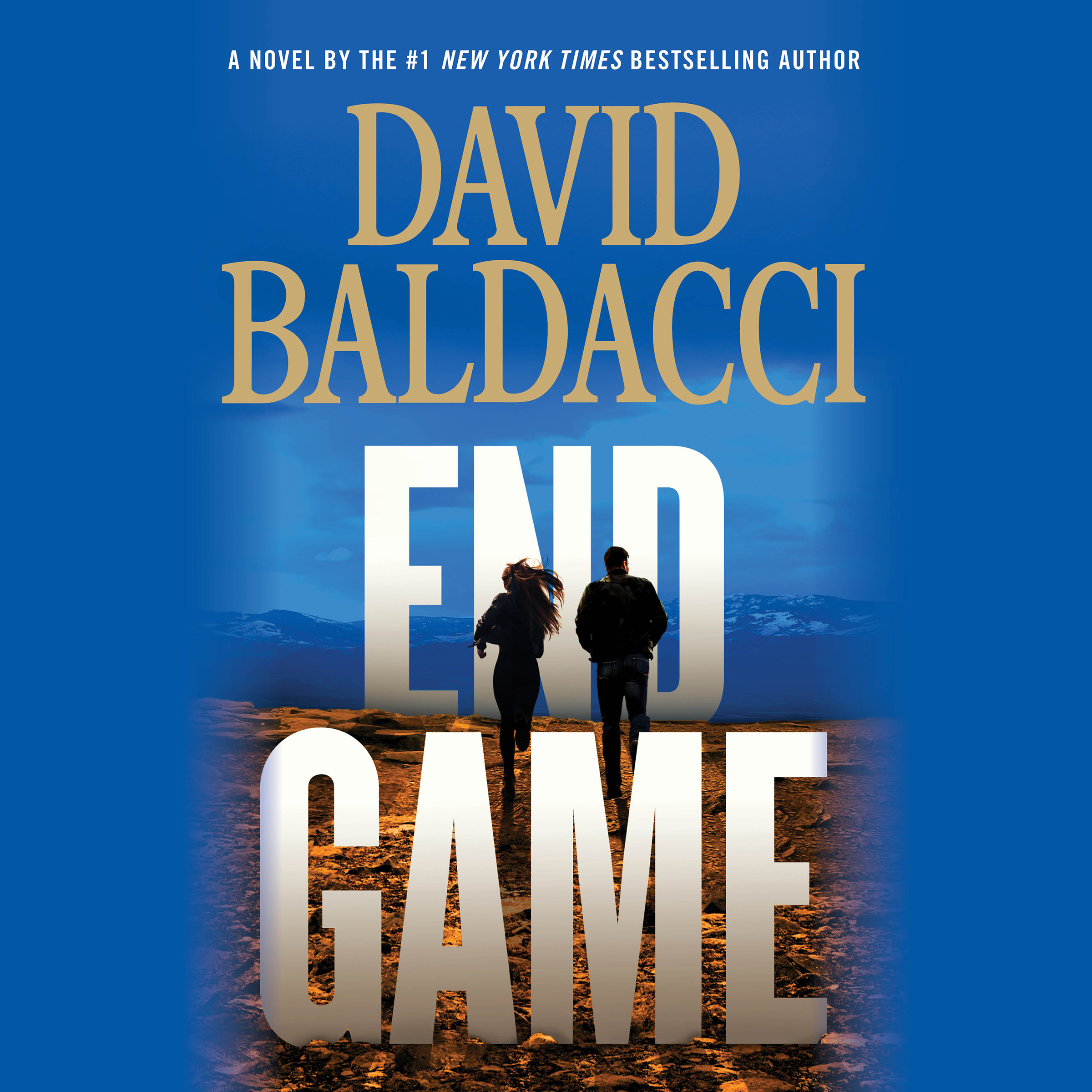 Printable End Game (Abridged) Audiobook Cover Art