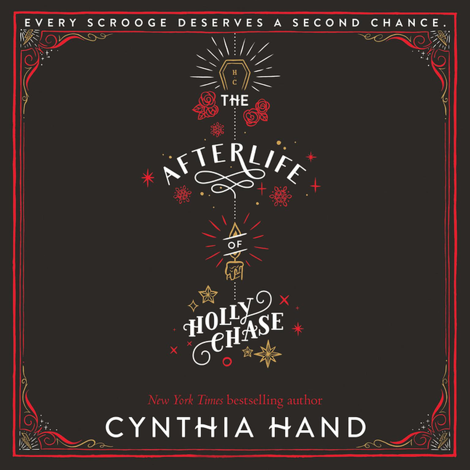 Printable The Afterlife of Holly Chase Audiobook Cover Art