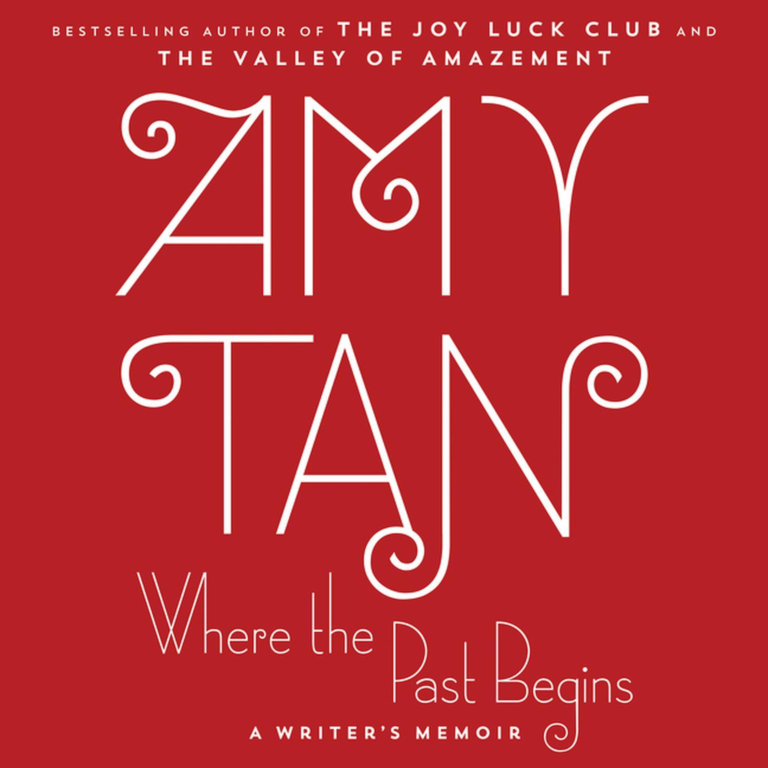 Printable Where the Past Begins: A Writer's Memoir Audiobook Cover Art