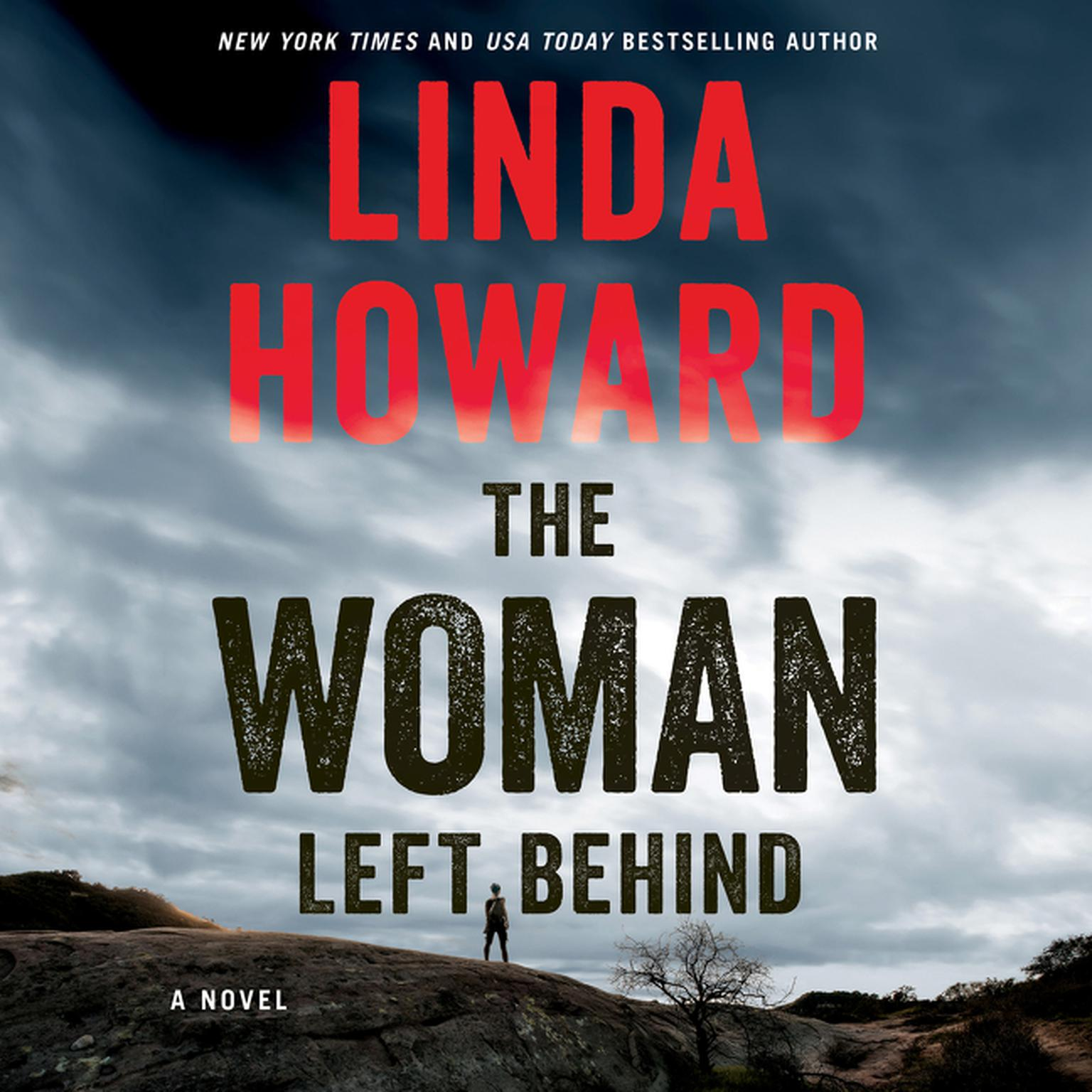 Printable The Woman Left Behind: A Novel Audiobook Cover Art