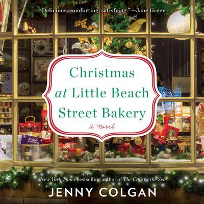 Christmas at Little Beach Street Bakery: A Novel Audiobook, by Jenny Colgan