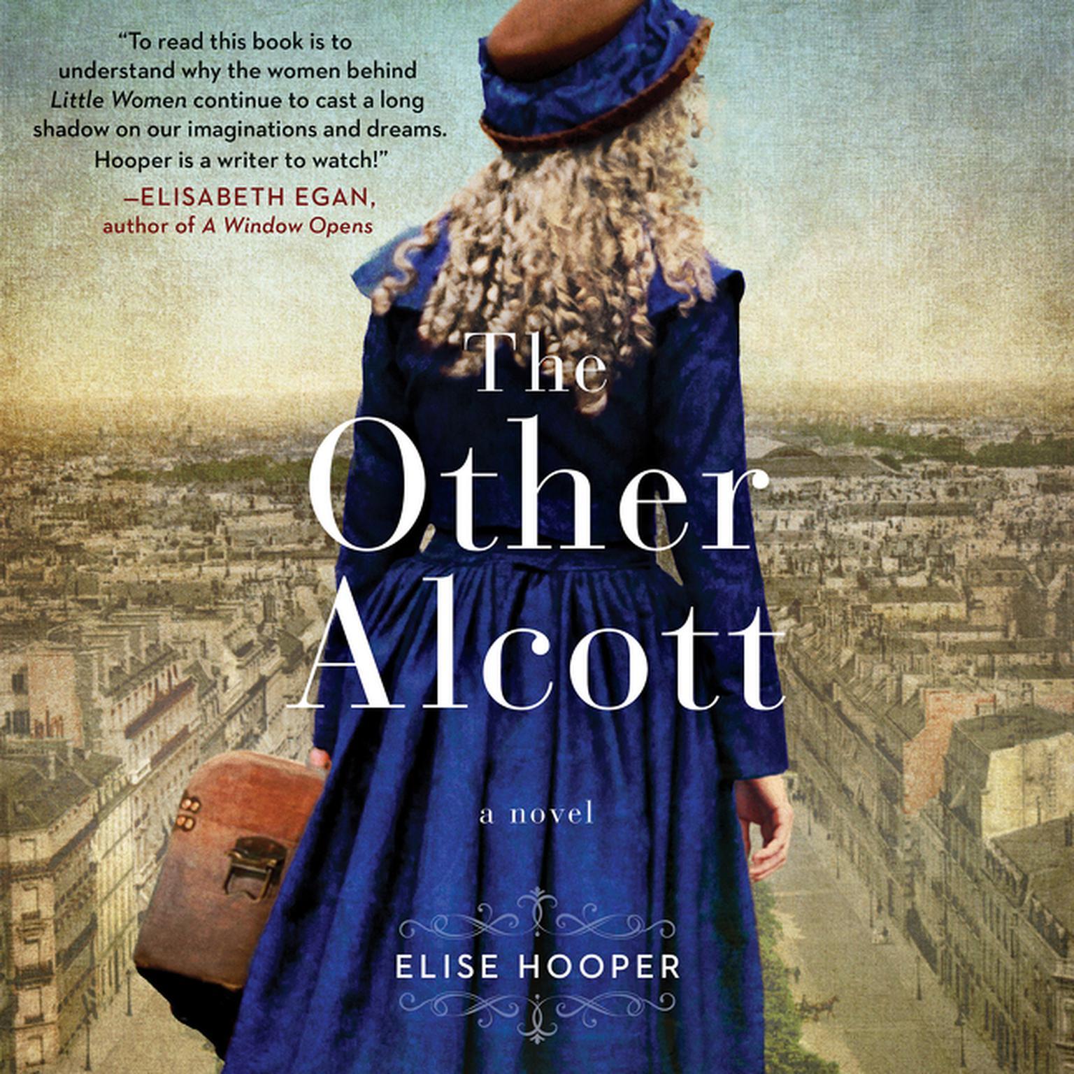 Printable The Other Alcott: A Novel Audiobook Cover Art