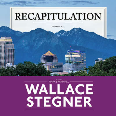 Recapitulation Audiobook, by Wallace Stegner