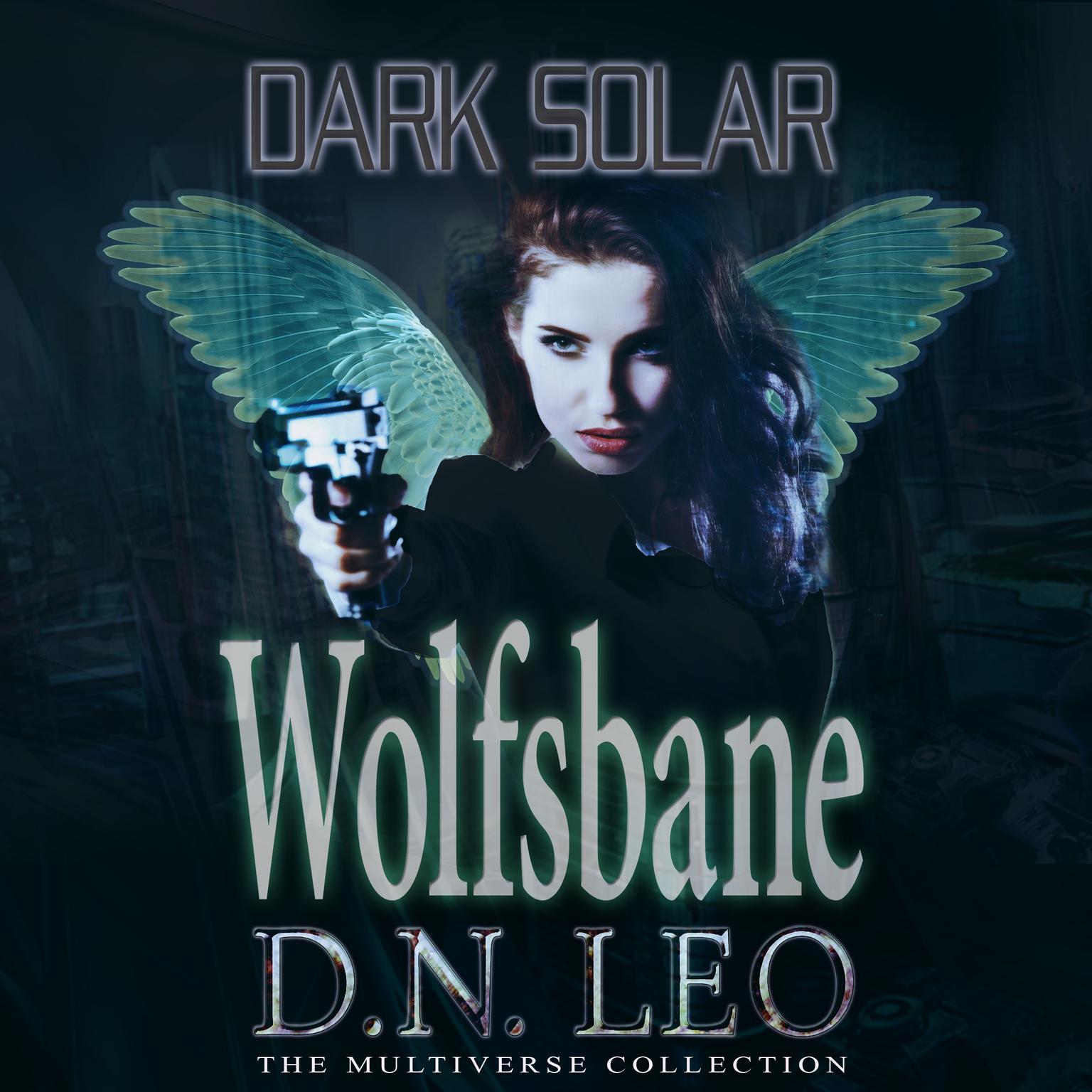Wolfsbane Audiobook, by D.N. Leo