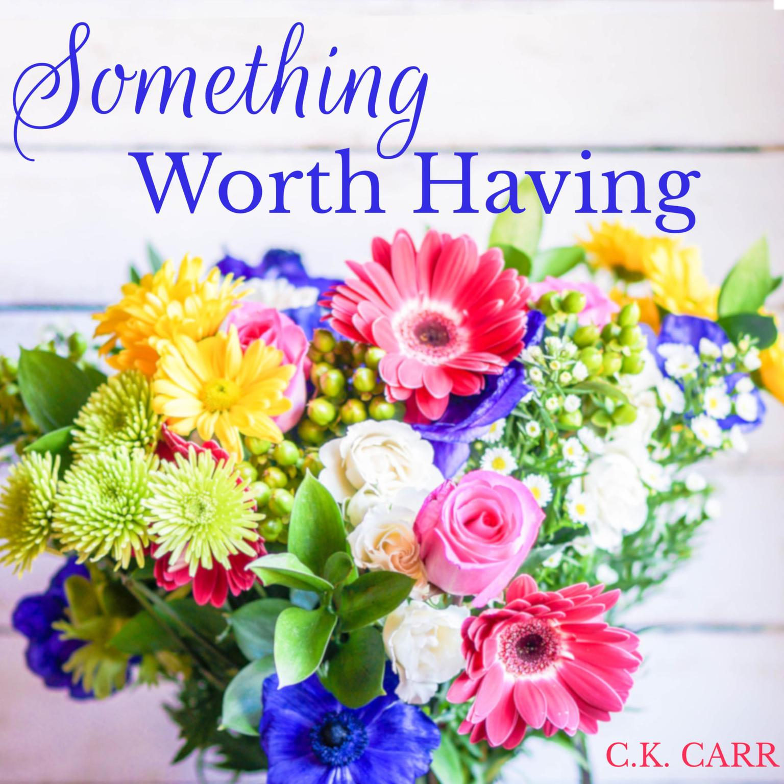 Something Worth Having Audiobook, by C.K. Carr