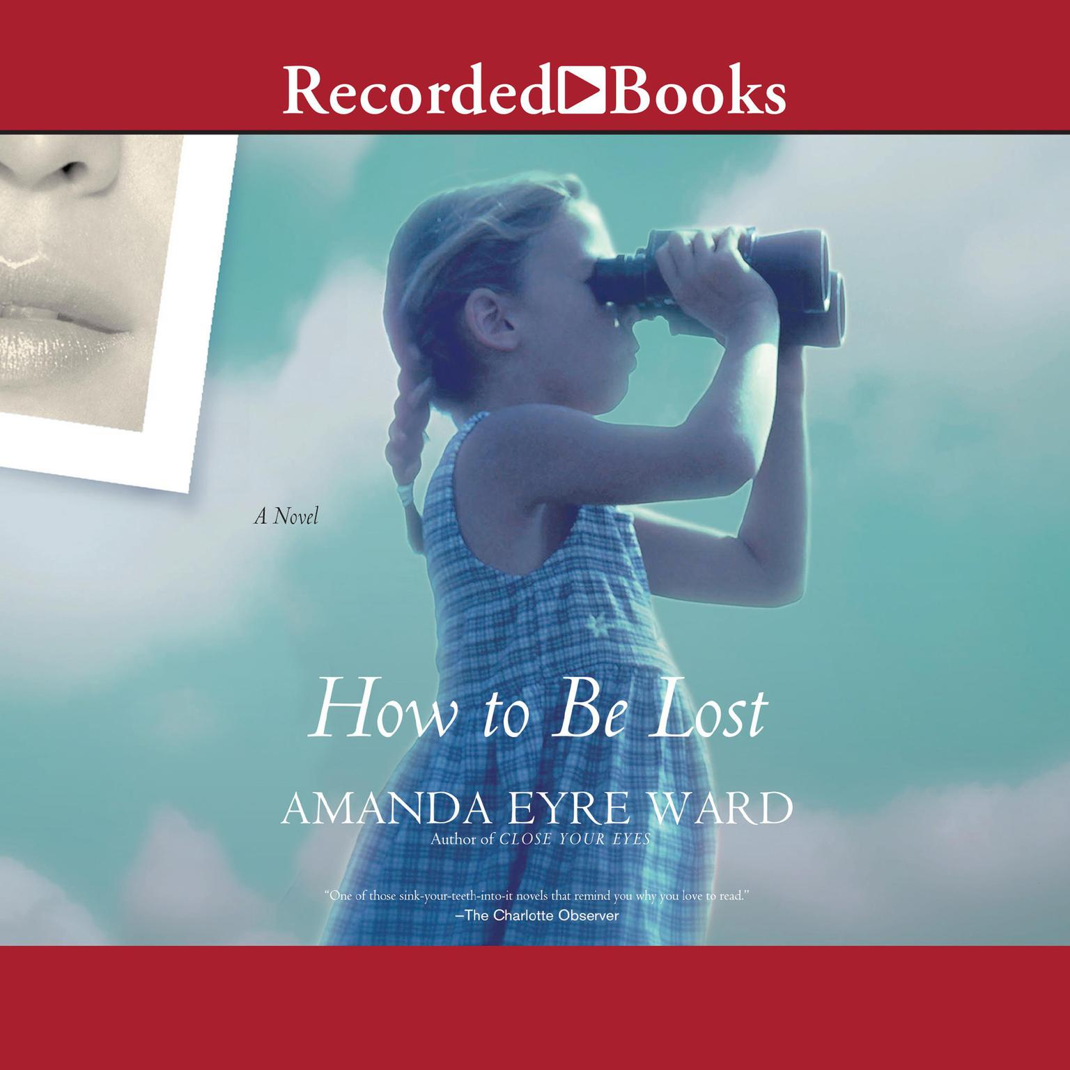 Printable How To Be Lost Audiobook Cover Art