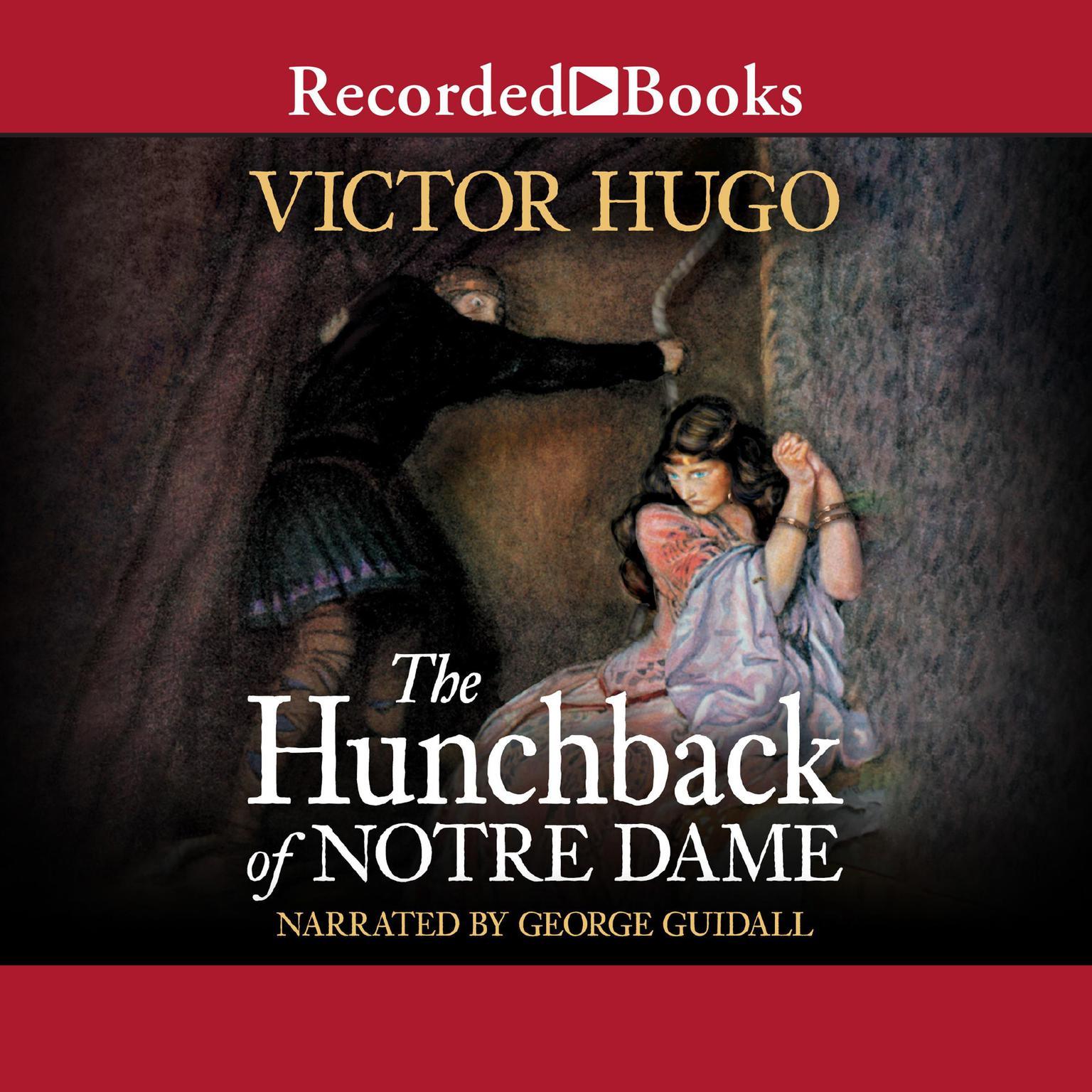 The Hunchback of Notre-Dame Audiobook, by Victor Hugo