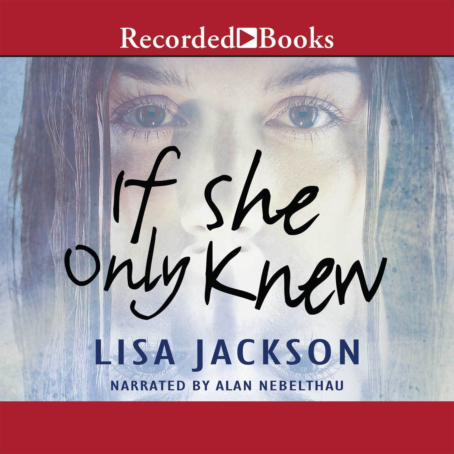 Printable If She Only Knew Audiobook Cover Art
