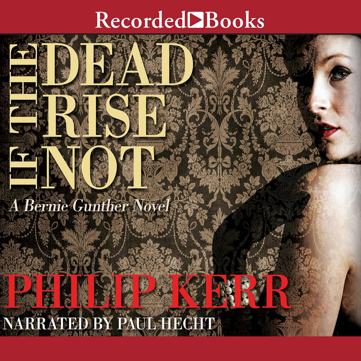 Printable If the Dead Rise Not Audiobook Cover Art