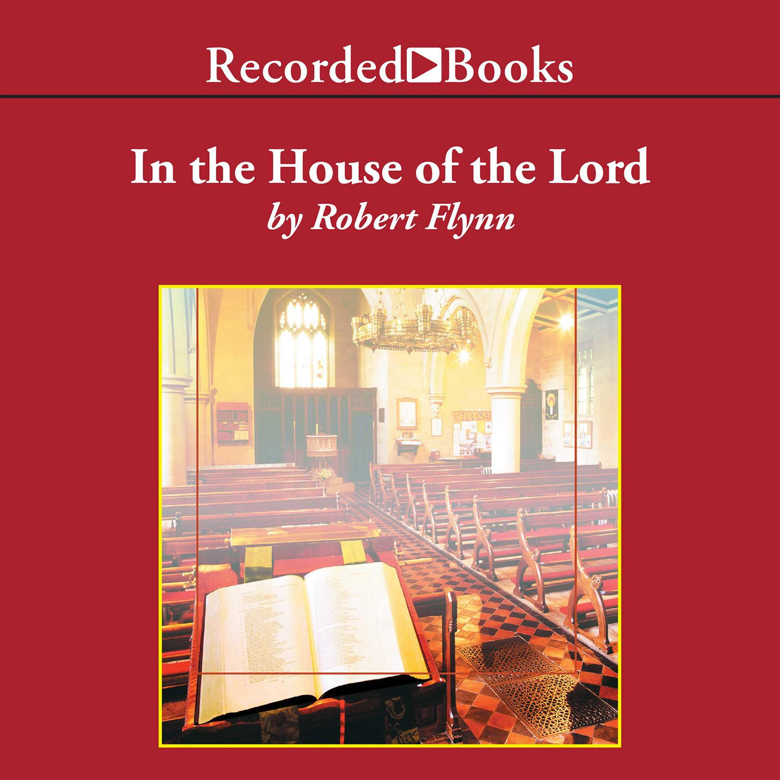 Printable In the House of the Lord Audiobook Cover Art