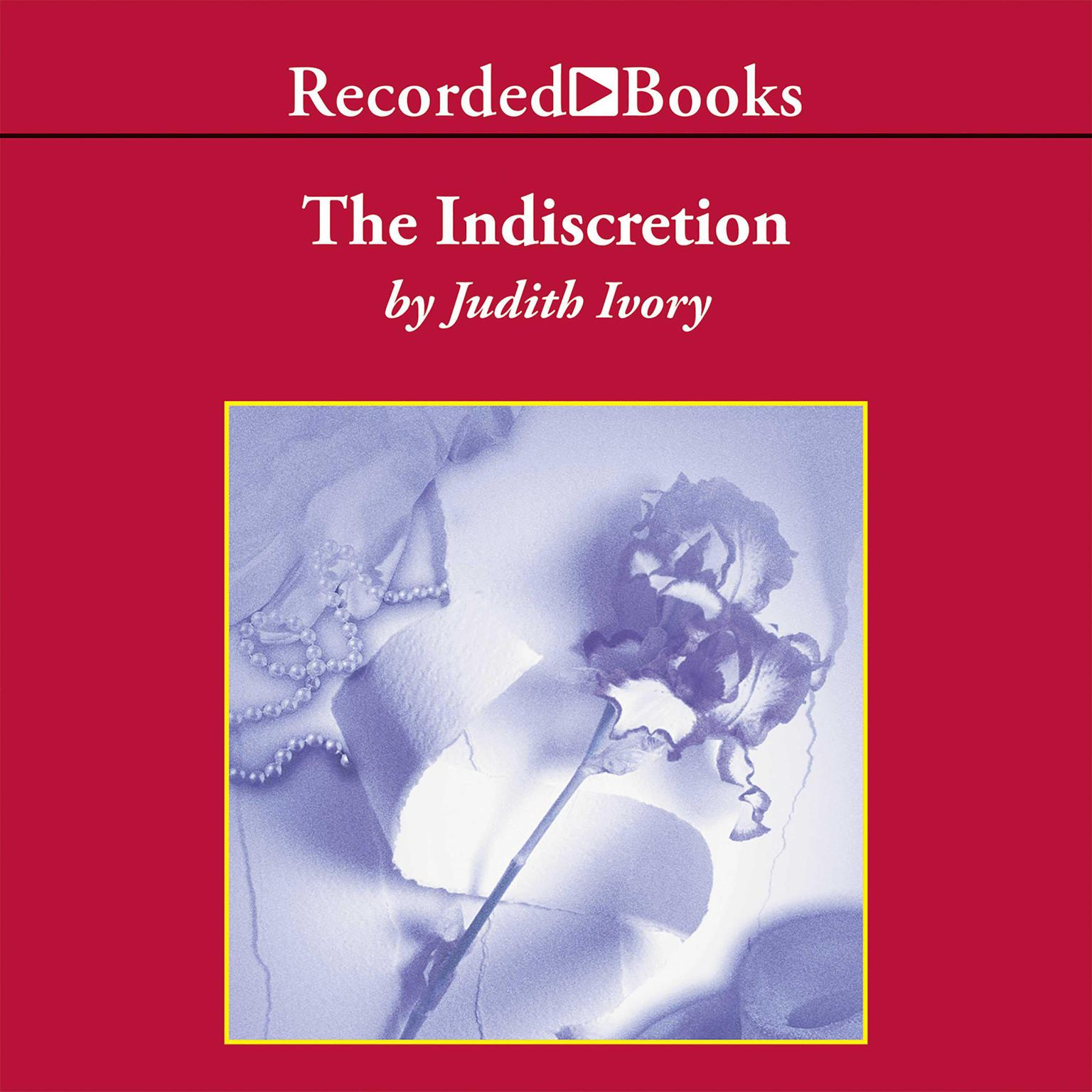 Printable The Indiscretion Audiobook Cover Art