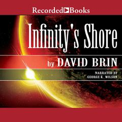 Infinitys Shore Audiobook, by David Brin