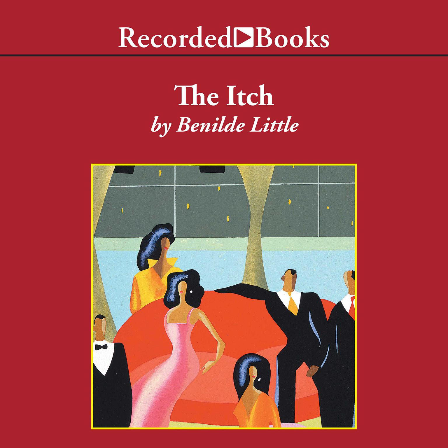Printable The Itch Audiobook Cover Art